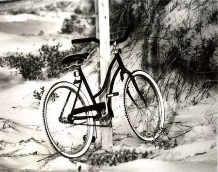 Bicycle on the Beach 2
